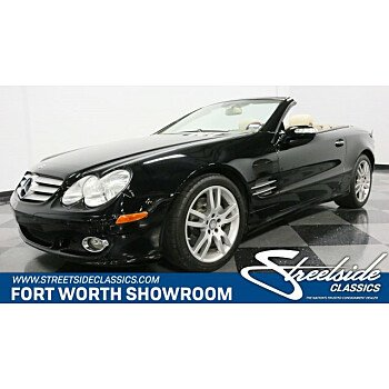 2008 Mercedes-Benz SL550 for sale 101093533