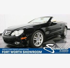 2008 Mercedes-Benz SL550 for sale 101093533