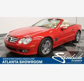 2008 Mercedes-Benz SL550 for sale 101281806