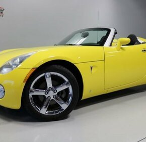 2008 Pontiac Solstice Convertible for sale 101000548