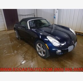 2008 Pontiac Solstice Convertible for sale 101055230