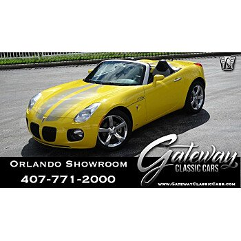 2008 Pontiac Solstice GXP Convertible for sale 101185391