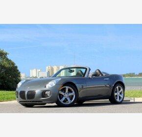 2008 Pontiac Solstice GXP Convertible for sale 101271227