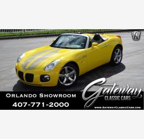 2008 Pontiac Solstice GXP Convertible for sale 101292196