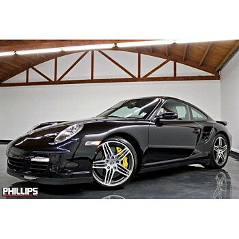 2008 Porsche 911 Turbo Coupe for sale 101054699
