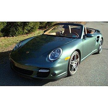 2008 Porsche 911 Cabriolet for sale 101301030