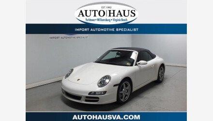 2008 Porsche 911 Cabriolet for sale 101004431