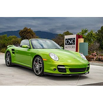 2008 Porsche 911 Turbo Cabriolet for sale 101154894