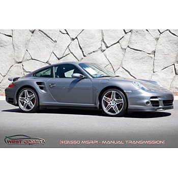 2008 Porsche 911 Turbo Coupe for sale 101173021