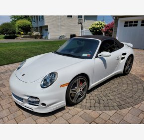 2008 Porsche 911 Turbo Cabriolet for sale 101185378