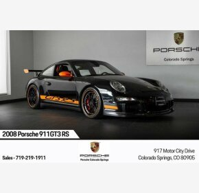 2008 Porsche 911 GT3 Coupe for sale 101209653