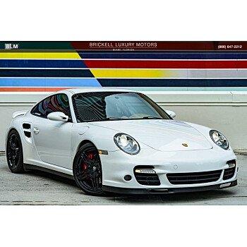 2008 Porsche 911 Turbo Coupe for sale 101210728