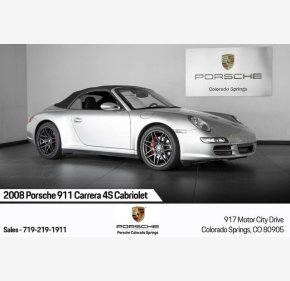 2008 Porsche 911 Cabriolet for sale 101221319