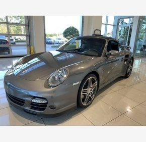 2008 Porsche 911 Turbo Cabriolet for sale 101251726