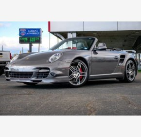 2008 Porsche 911 Turbo Cabriolet for sale 101297106