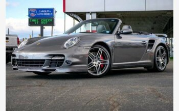 2008 Porsche 911 Turbo Cabriolet for sale 101297106