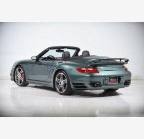 2008 Porsche 911 Turbo Cabriolet for sale 101305258