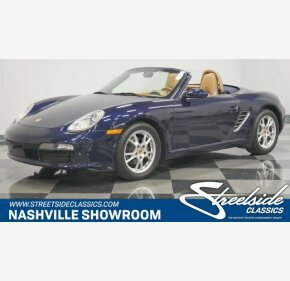 2008 Porsche Boxster for sale 101296342