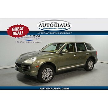 2008 Porsche Cayenne S for sale 101208005
