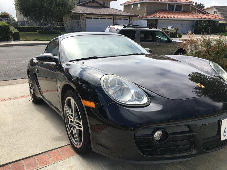 2008 Porsche Cayman for sale 100775001