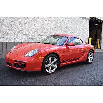 2008 Porsche Cayman for sale 101558280