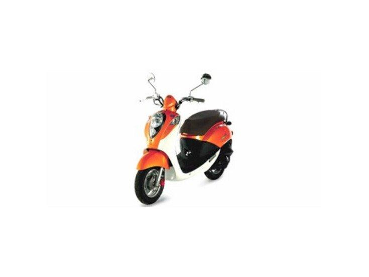 2008 SYM Mio 50 specifications