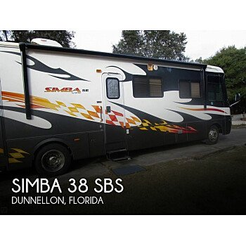 2008 Safari Simba for sale 300182466