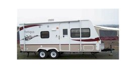 2008 Starcraft Antigua 165RB specifications