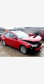 2008 Subaru Impreza WRX Sedan for sale 100293082