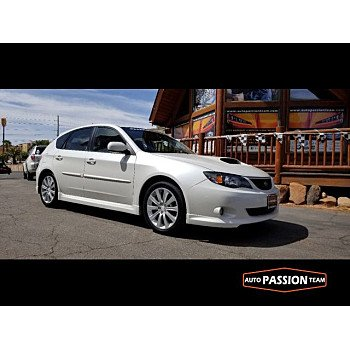 2008 Subaru Impreza WRX Hatchback for sale 101197061