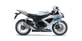2008 Suzuki GSX-R1000 600 specifications