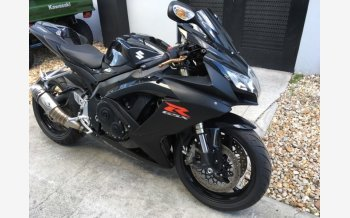 2008 Suzuki GSX-R600 for sale 200468994
