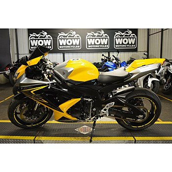 2008 Suzuki GSX-R600 for sale 200625272