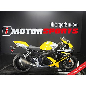 2008 Suzuki GSX-R600 for sale 200675286