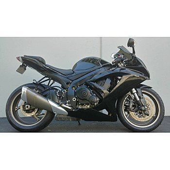 2008 Suzuki GSX-R600 for sale 200707150