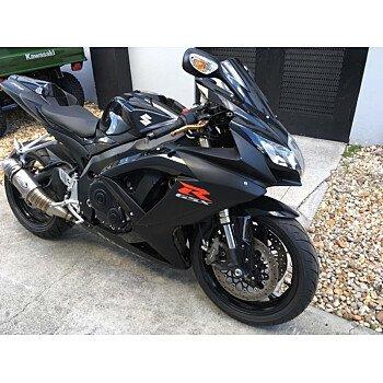 2008 Suzuki GSX-R600 for sale 200468994