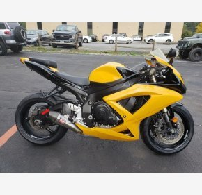 2008 Suzuki GSX-R600 for sale 200643545