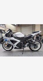 2008 Suzuki GSX-R600 for sale 200980336