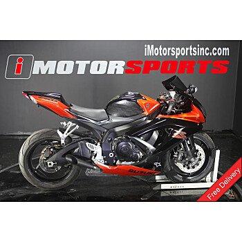 2008 Suzuki GSX-R750 for sale 200623519
