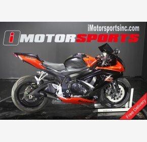 2008 Suzuki GSX-R750 for sale 200675071