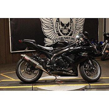 2008 Suzuki GSX-R750 for sale 200789860