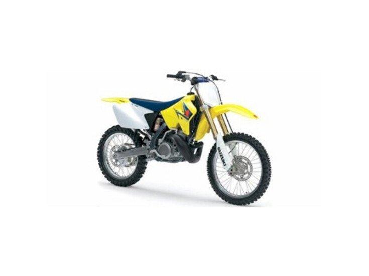 2008 Suzuki RM100 250 specifications