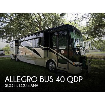 2008 Tiffin Allegro Bus for sale 300195534