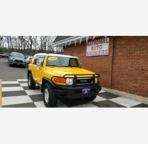 2008 Toyota FJ Cruiser 4WD for sale 101278739