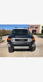 2008 Toyota FJ Cruiser 4WD for sale 101412636