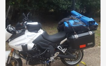 2008 Triumph Tiger 1050 for sale 200522506