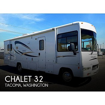 2008 Winnebago Chalet for sale 300242909
