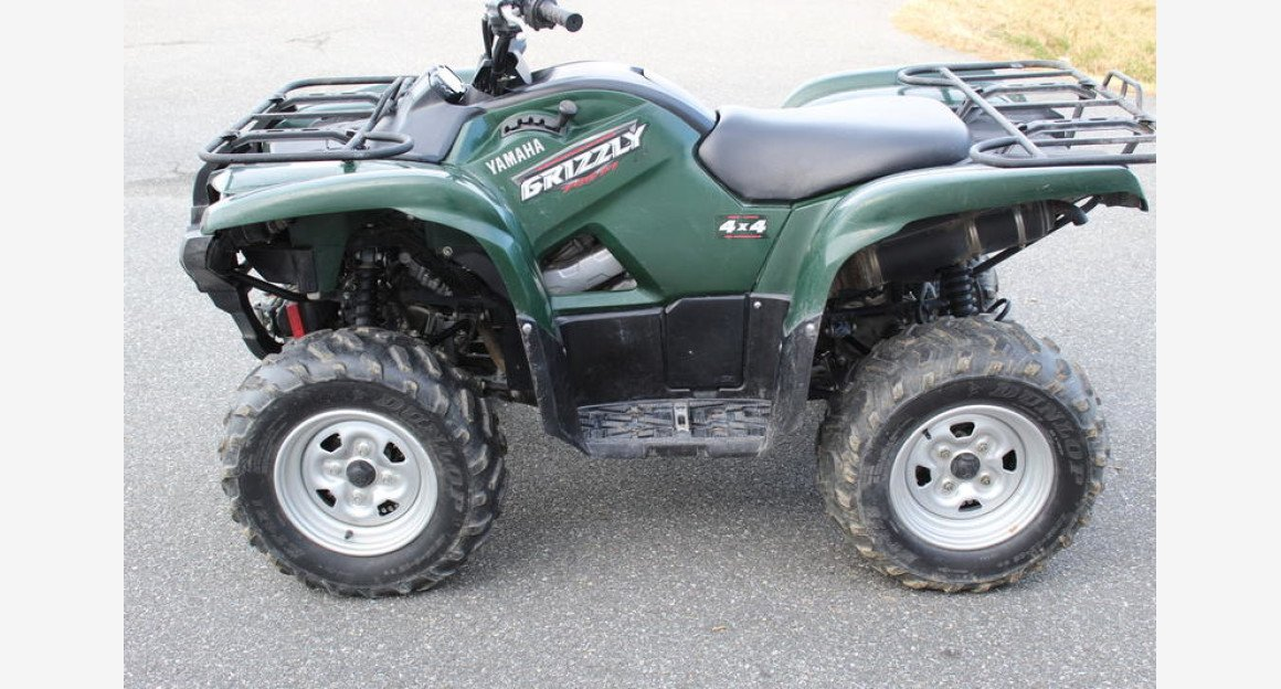 2008 Yamaha Grizzly 700 for sale 200663870