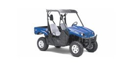 2008 Yamaha Rhino 450 450 Auto 4x4 Special Edition specifications