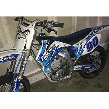 2008 Yamaha YFZ450 for sale 200522892